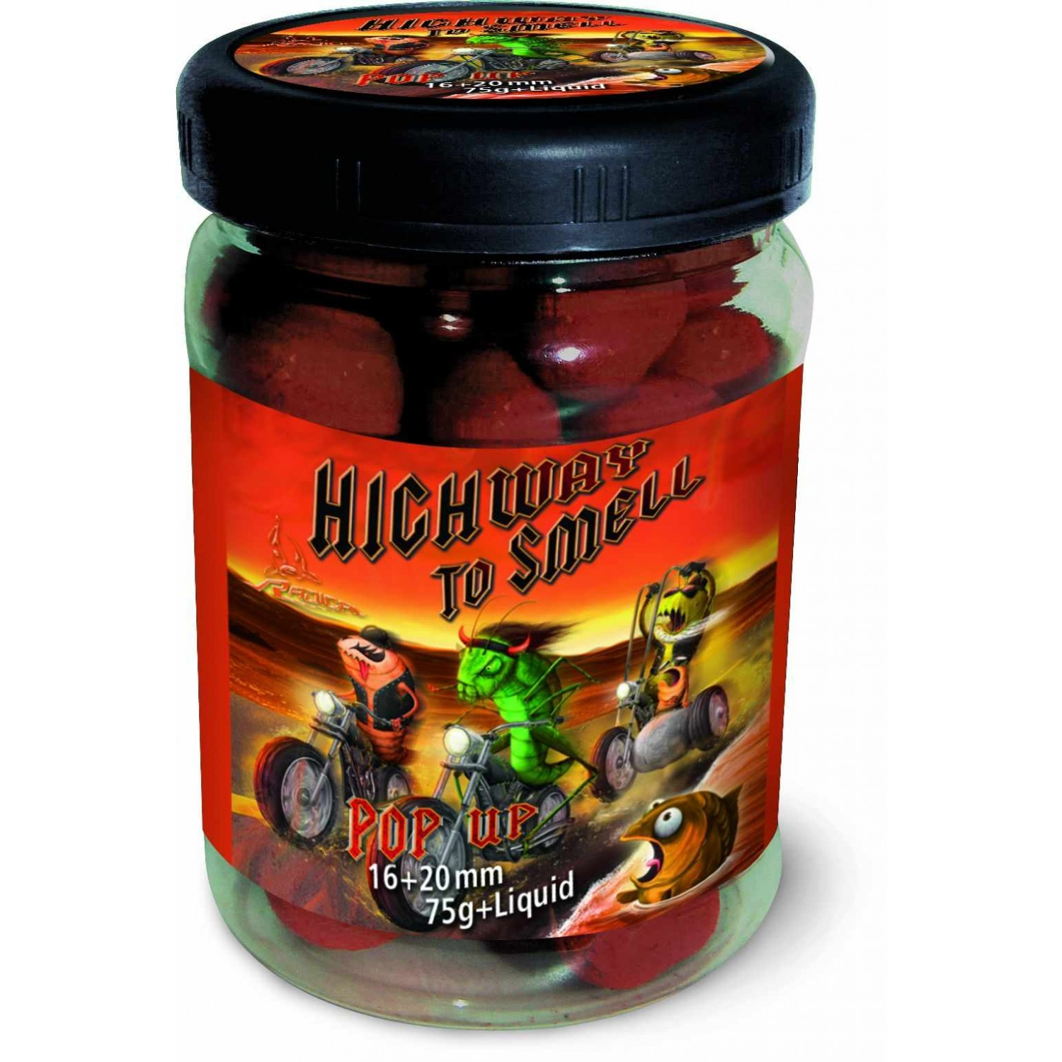 Quantum Radical Highway to Smell Pop Ups 16/20mm 75g