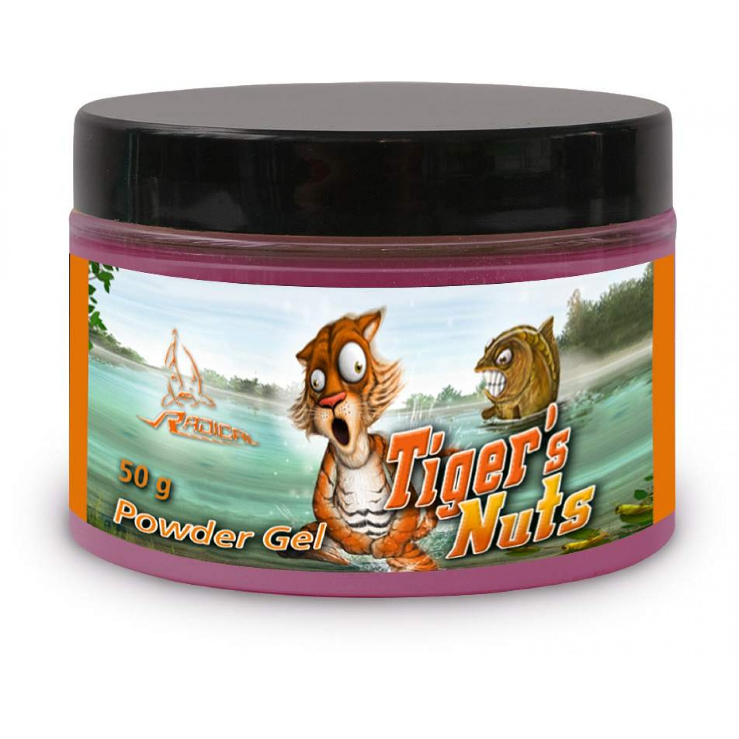 QUANTUM Radical Tiger's Nuts Neon Powder, 50g