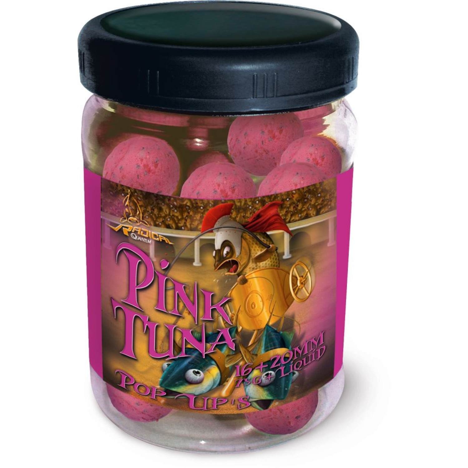 QUANTUM Pink Tuna Pop Up 75g, 16 & 20mm