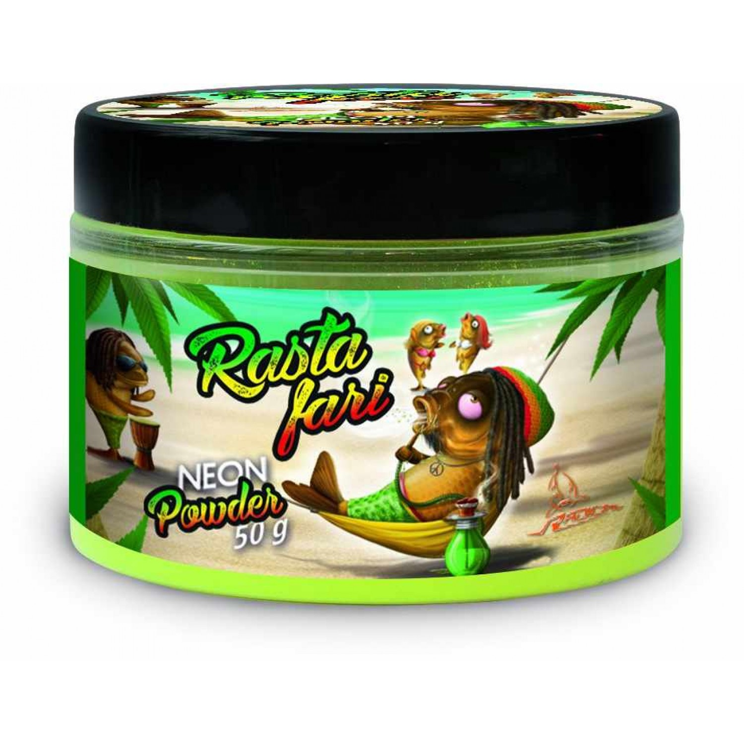 Quantum Radical Rastafari Neon Powder 50g
