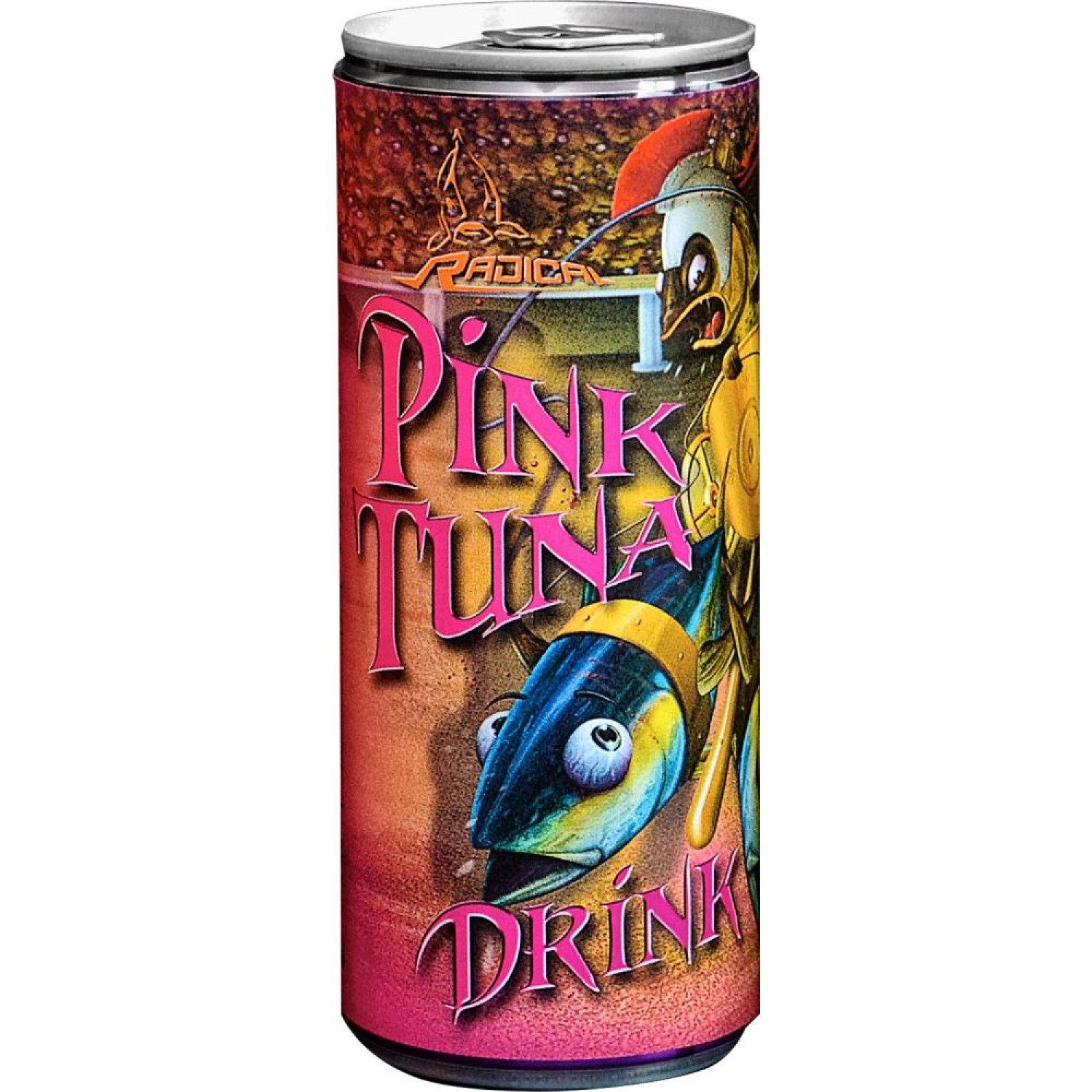 QUANTUM Energy Drink Pink Tuna, 250ml