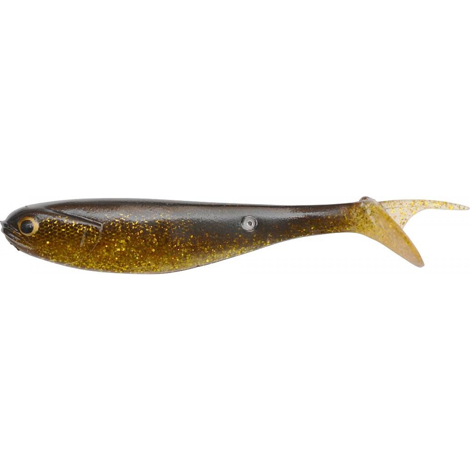 Rhino Black Cat Mullet Shad