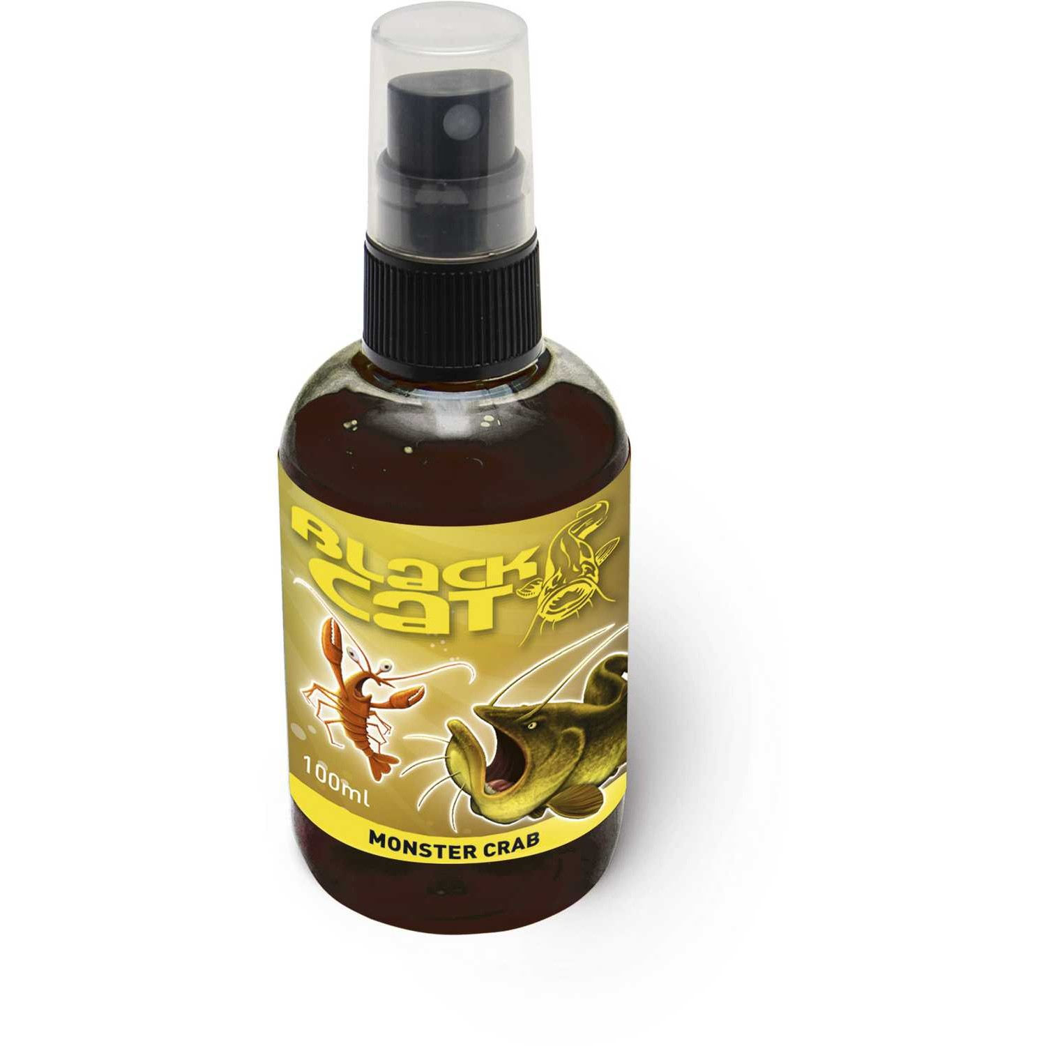 Rhino Black Cat Flavour Spray braun 100ml