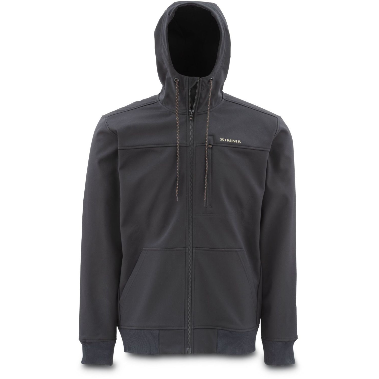Simms Rogue Fleece Hoody Black