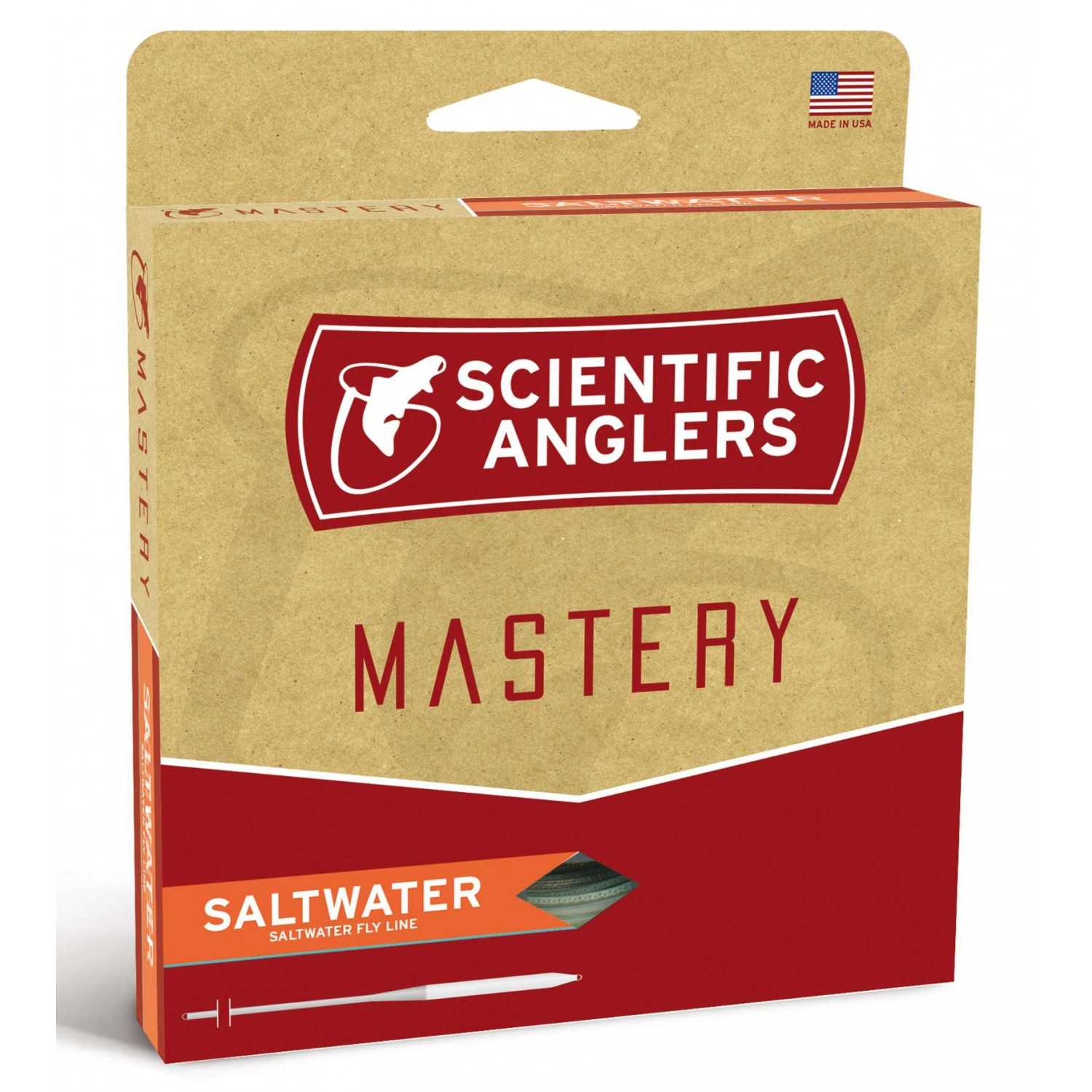 Scientific Anglers - Mastery Saltwater Sunrise/Lt.Blue WF-F