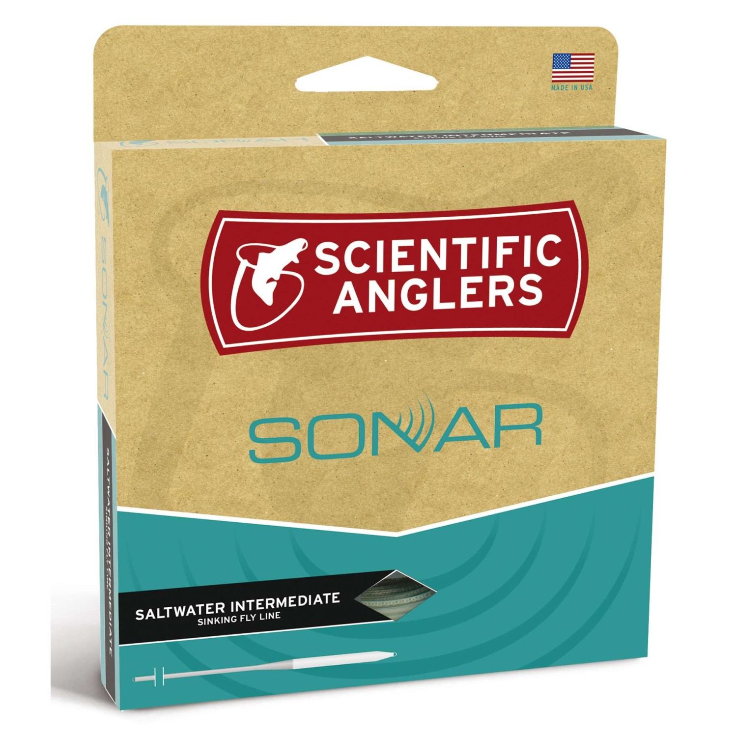 Scientific Anglers - Sonar Saltwater Intermed. Sunrise/Clear