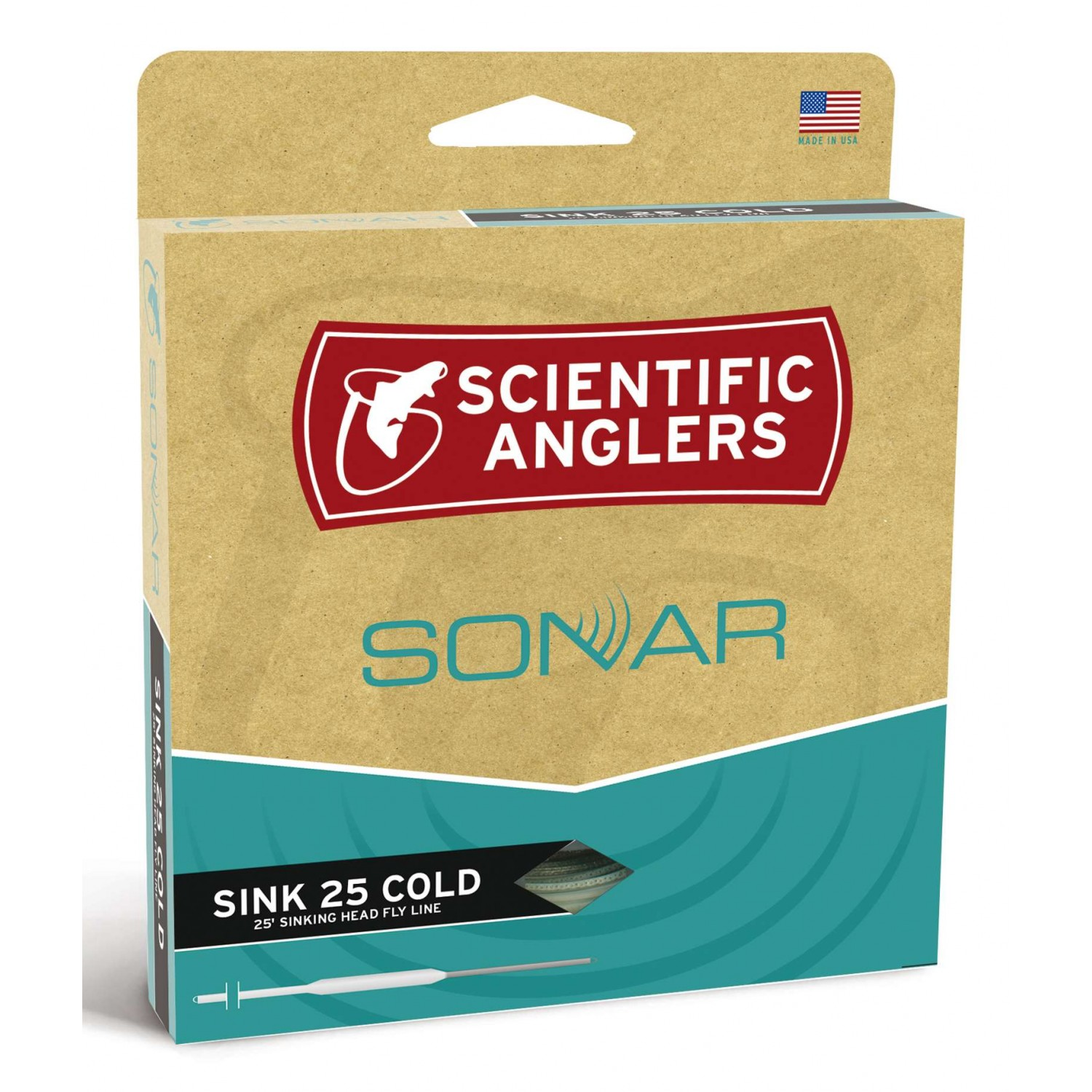 Scientific Anglers - Sonar Sink 25 (Cold)