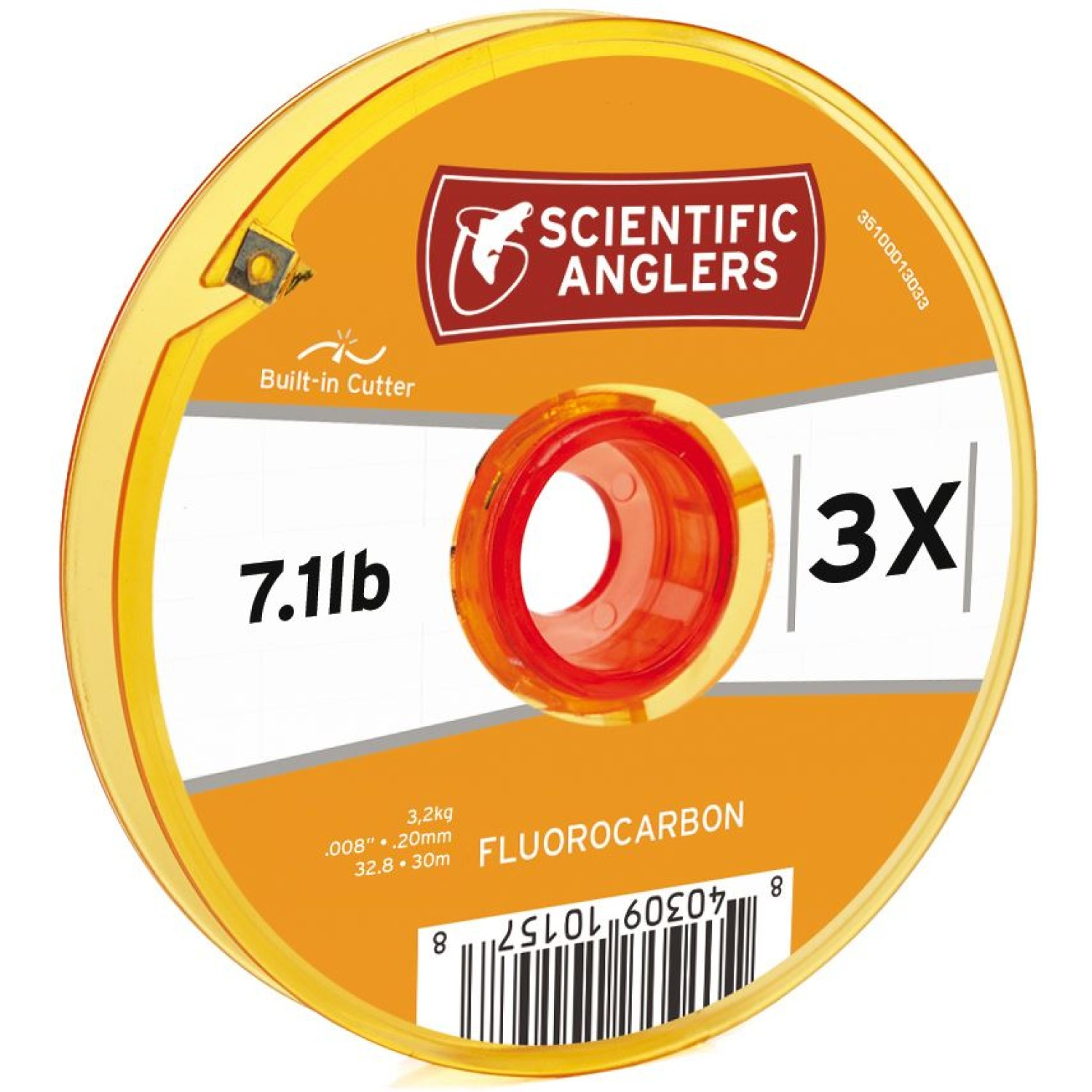 Scientific Anglers - Fluorocarbon Tippet 30m