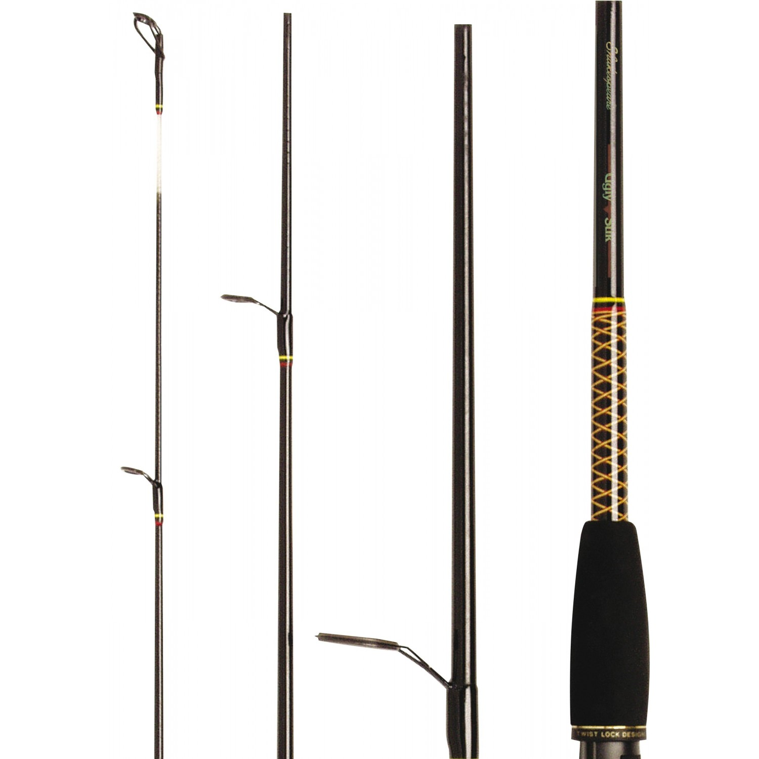 Shakespeare Ugly Stik - Travel Spin  1.98 m, 5-15 g