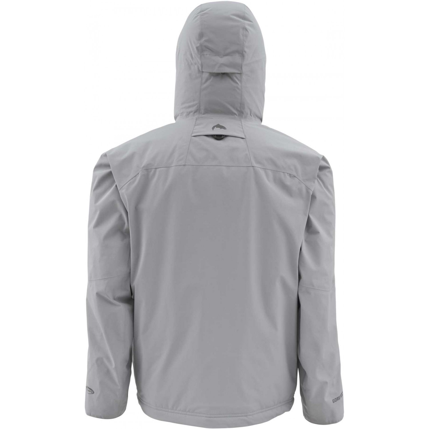 Simms Bulkley Jacket Concrete