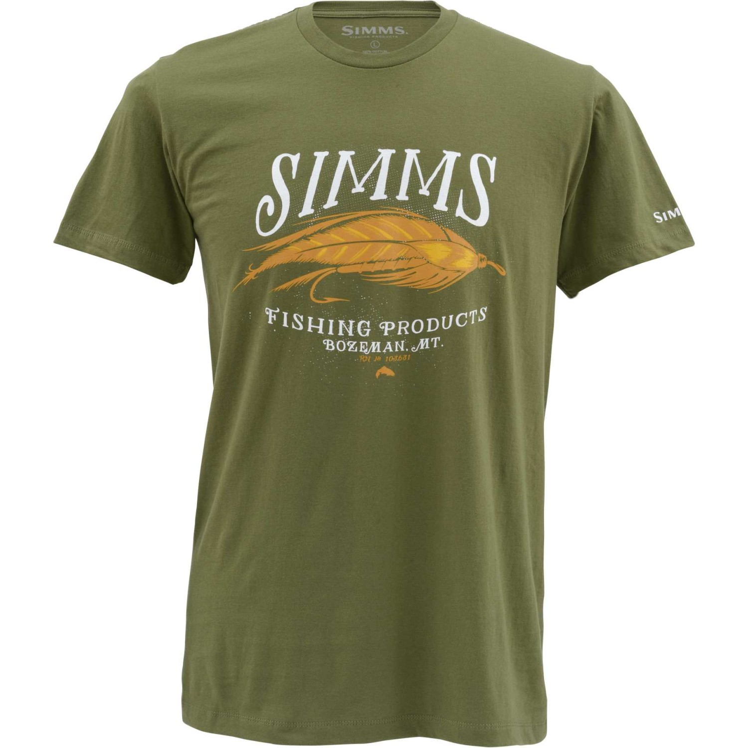 Simms Legacy Streamer Olive