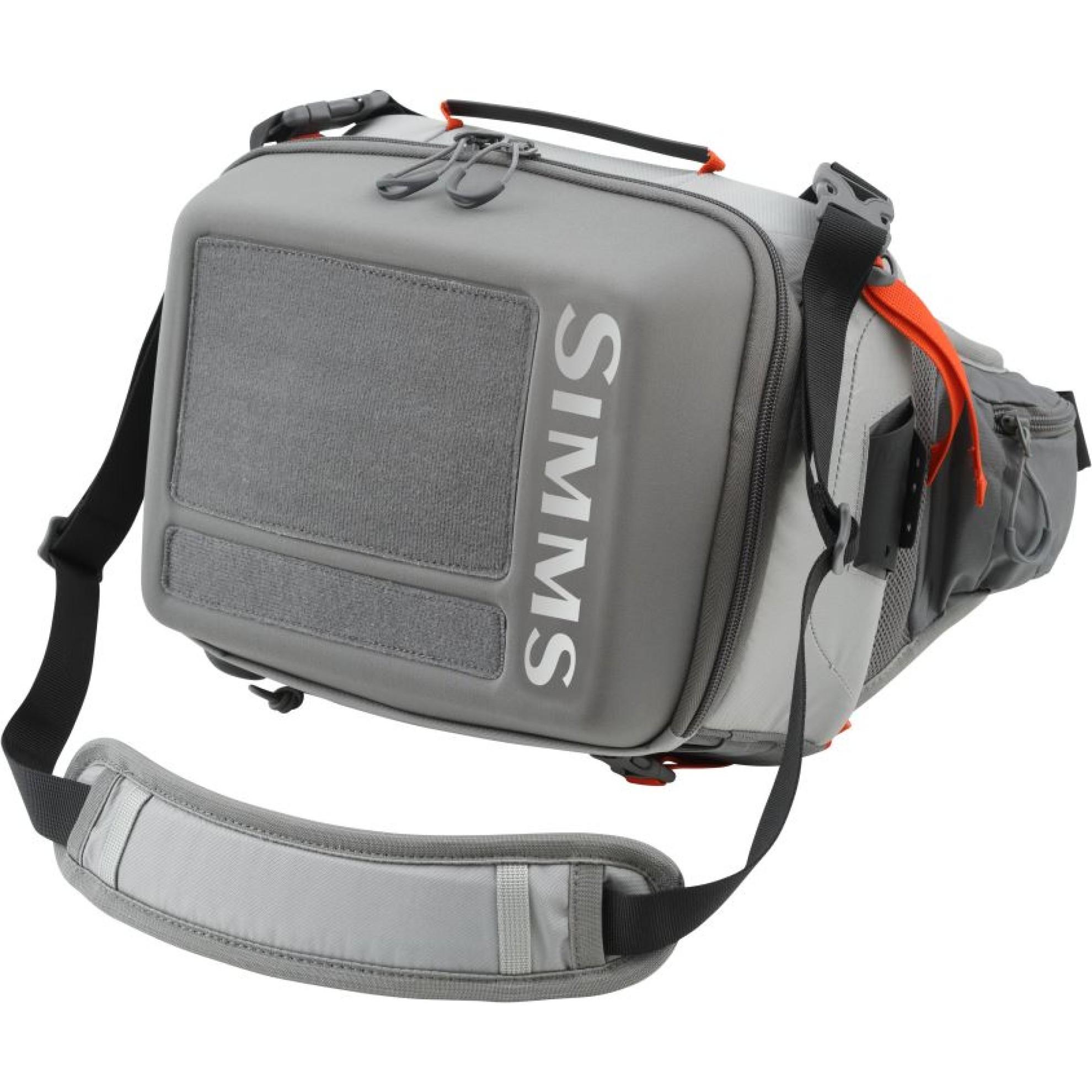 Simms Waypoints Hip Pack Large Gunmetal, Fishingtackle24 ... 21e32de9b5