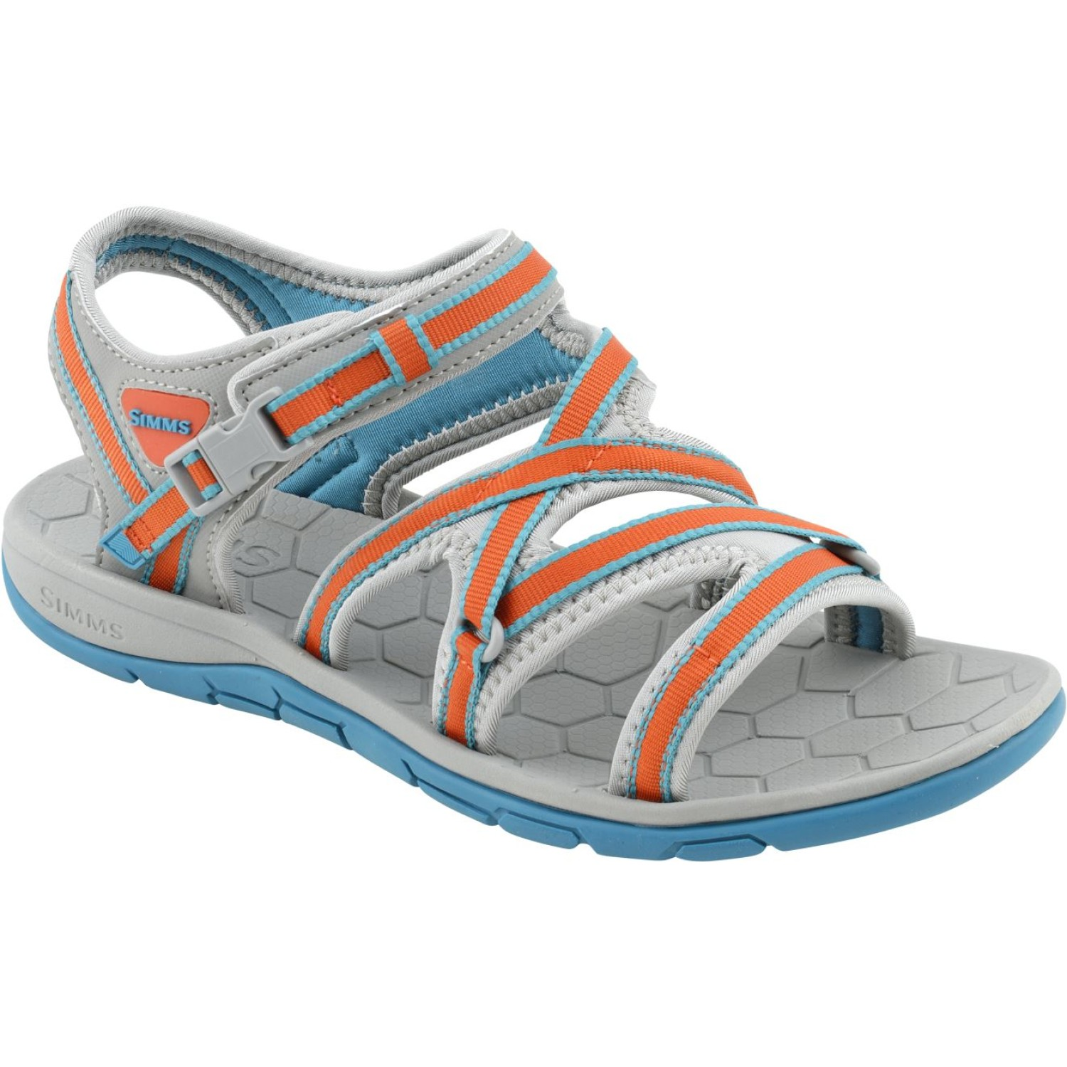 Simms Women's Clearwater Sandal Lagoon