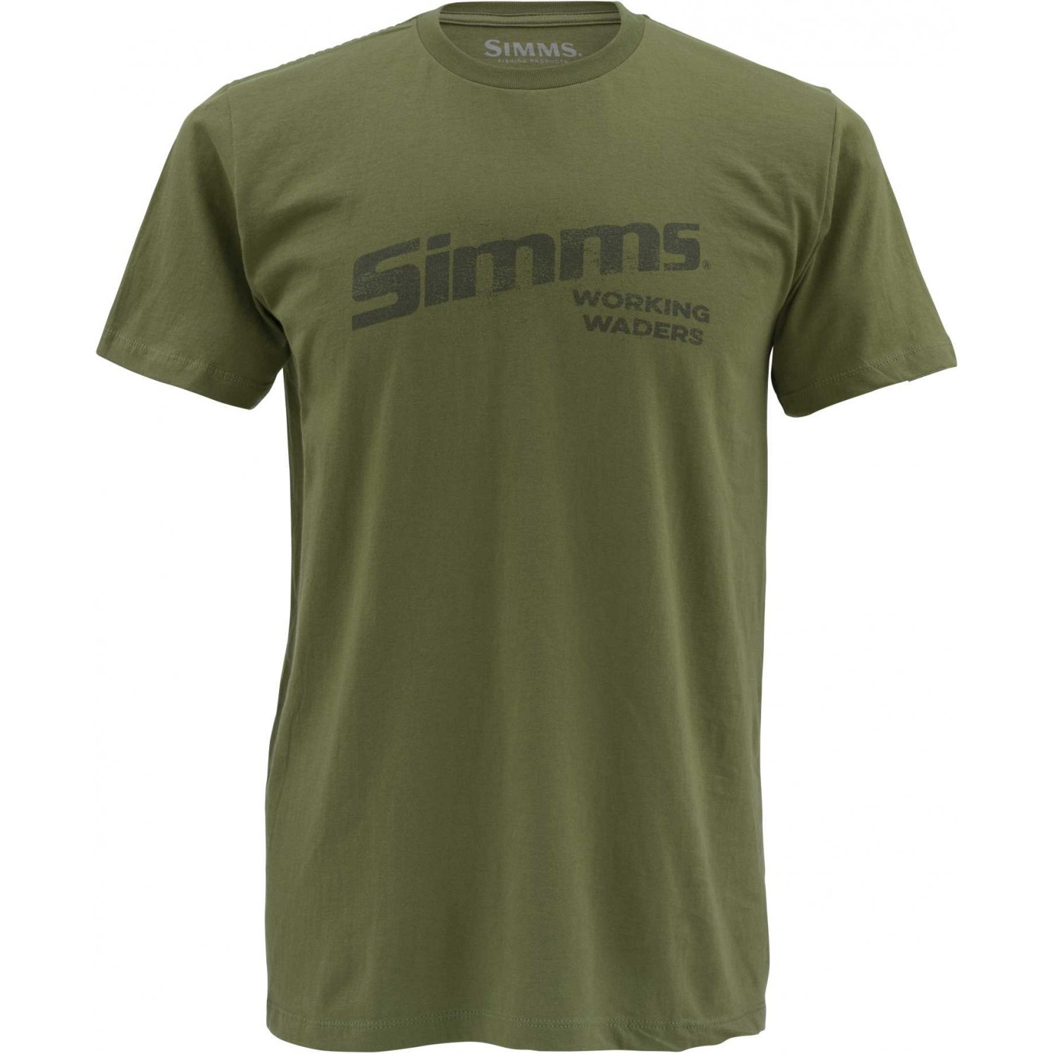Simms Working Waders Olive
