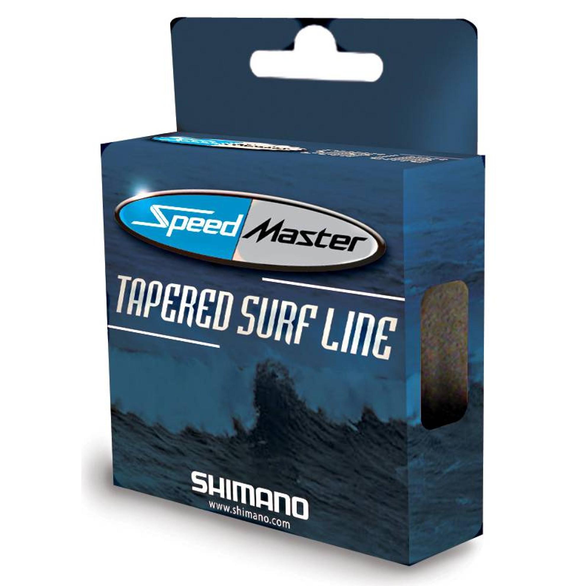 Speedmaster Tapered Surf Line 220mt