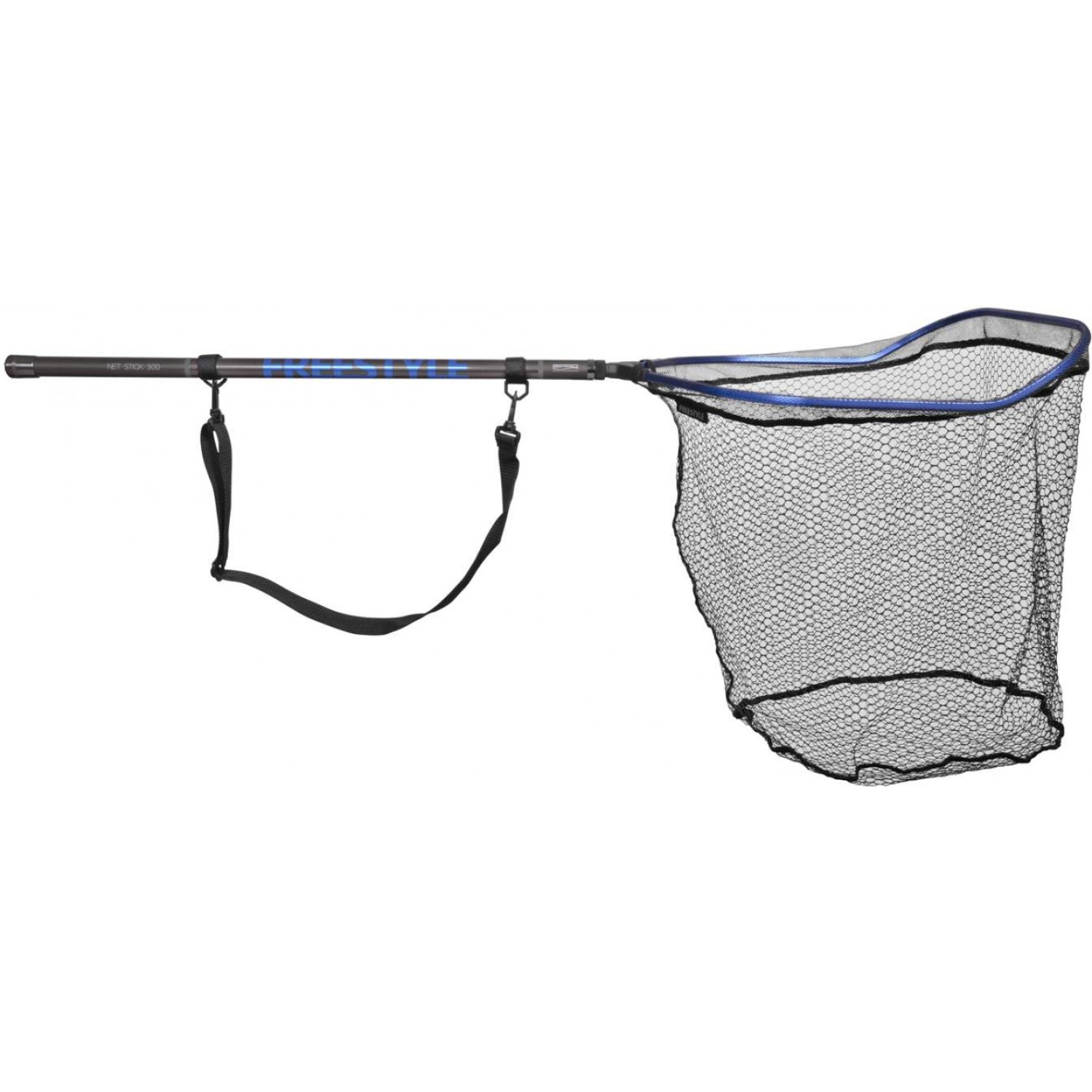 Spro Free Style Rubber Net 50x40x50cm