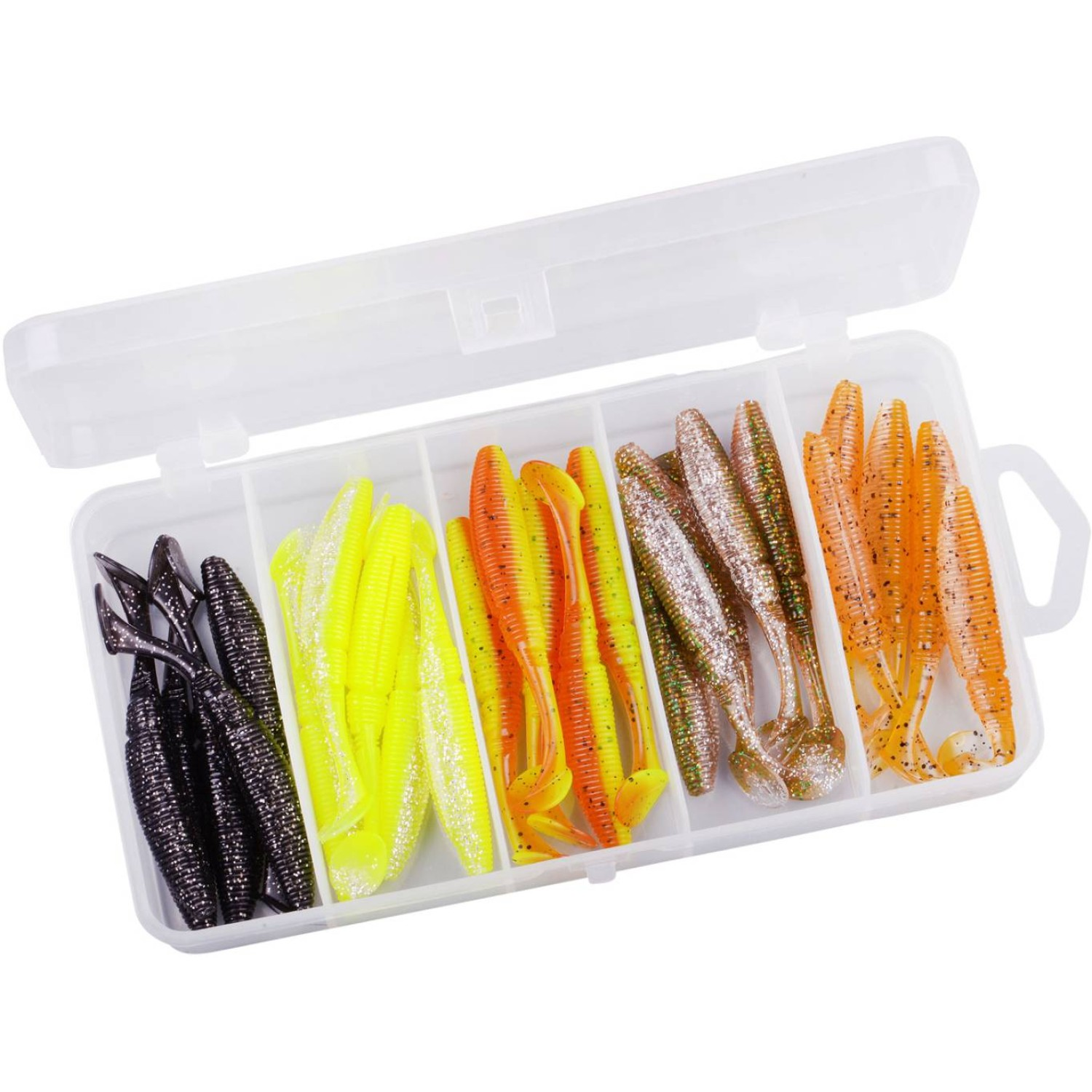 Spro Micro Shad Assortment