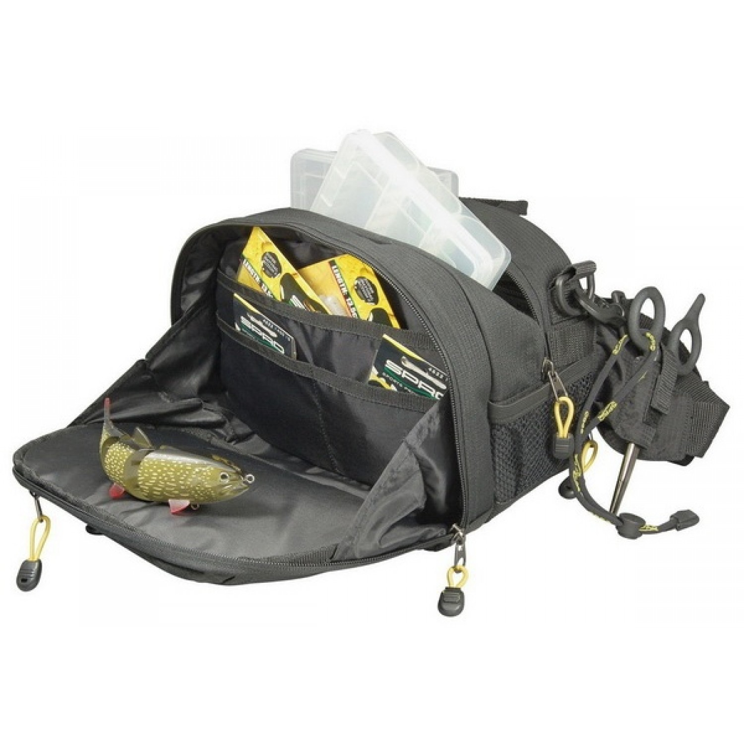 Spro Sling & Hip Pack + 2 Boxes
