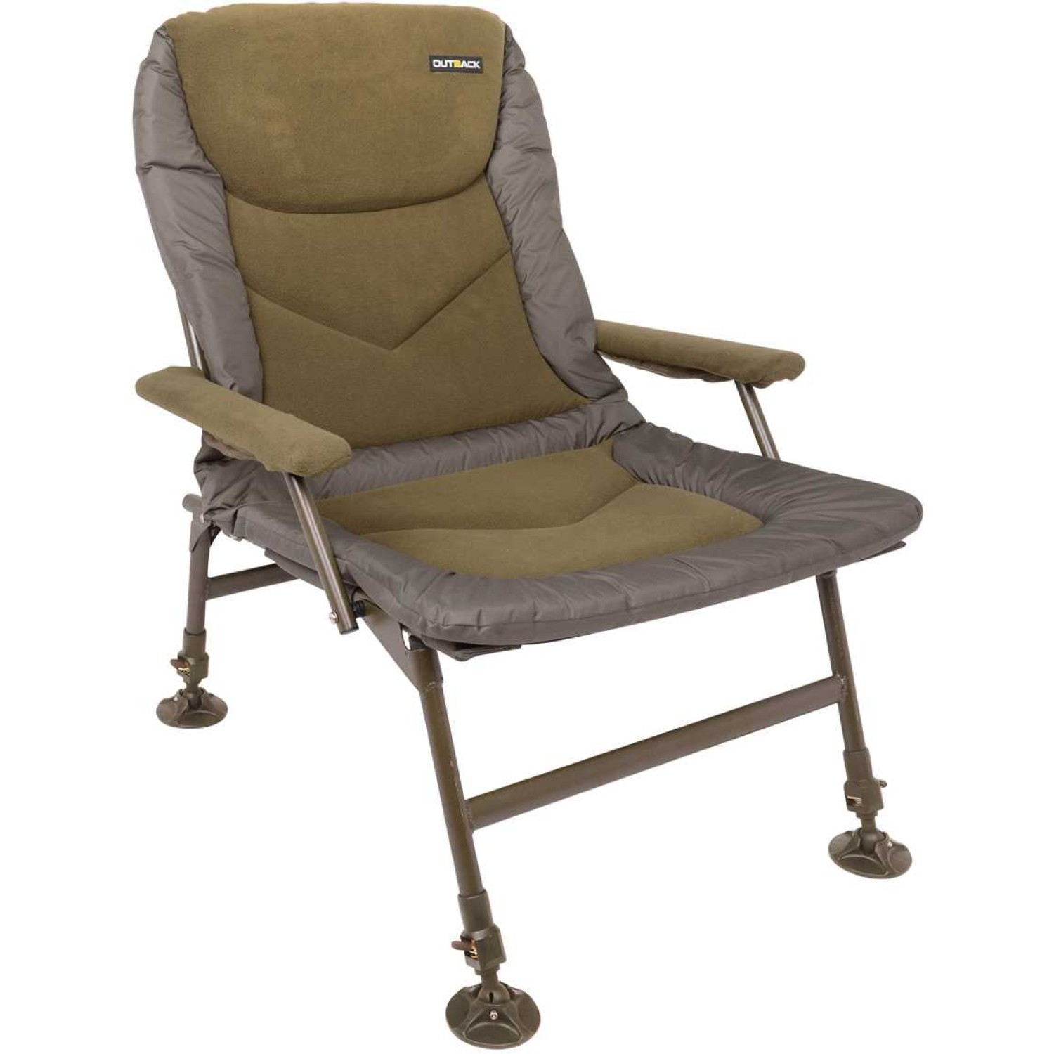 Spro Strategy Outback Relax Chair Wt Arm Rest