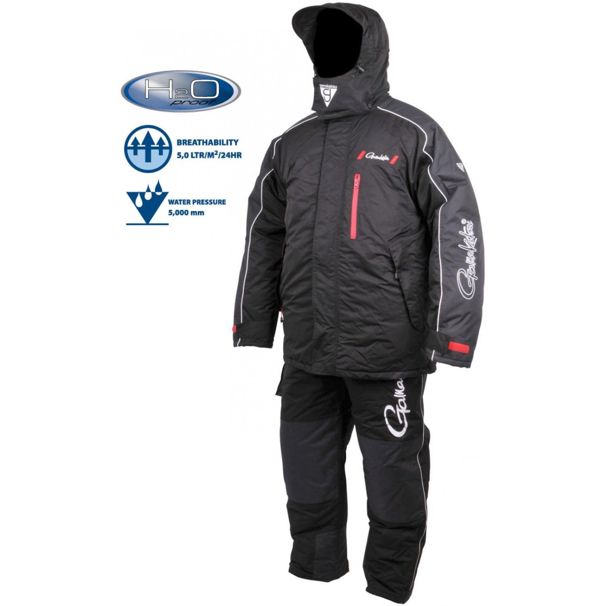Anzüge FOX RAGE Winter Suit XL Thermoanzug by TACKLE-DEALS !!!