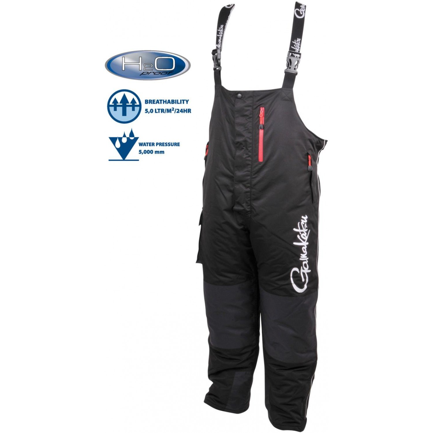 GAMAKATSU Thermal Suits XXL Thermoanzug by TACKLE-DEALS !!! Anzüge Bekleidung