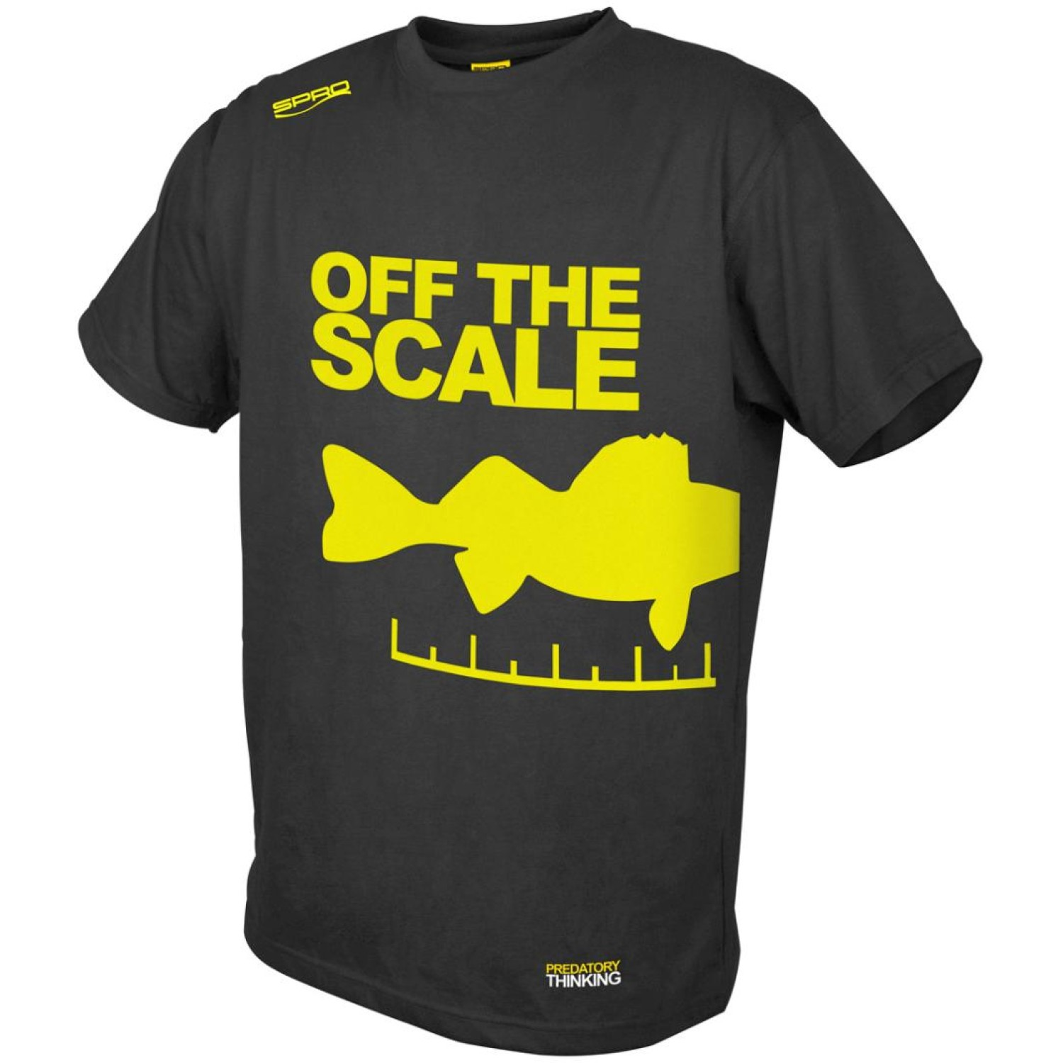 Spro T-Shirt Off The Scale XXL Bekleidung Angelsport
