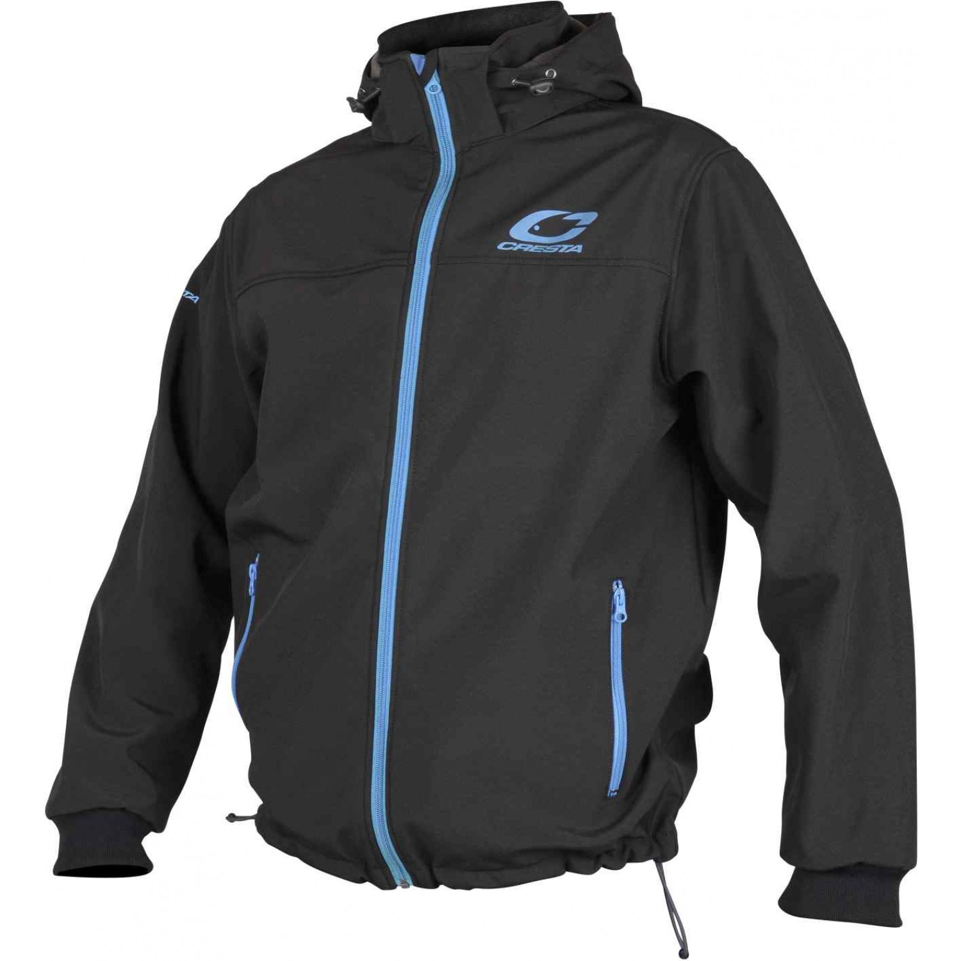 Spro Cresta Soft Shell Jacket, Fishingtackle24 Angelbedarf