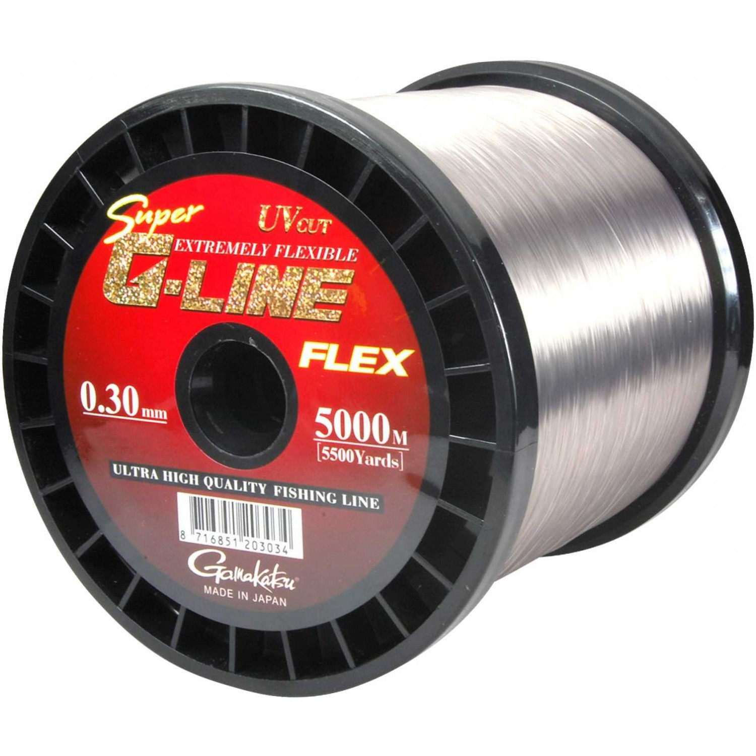 monofilament line Grey green Stroft Super 200m
