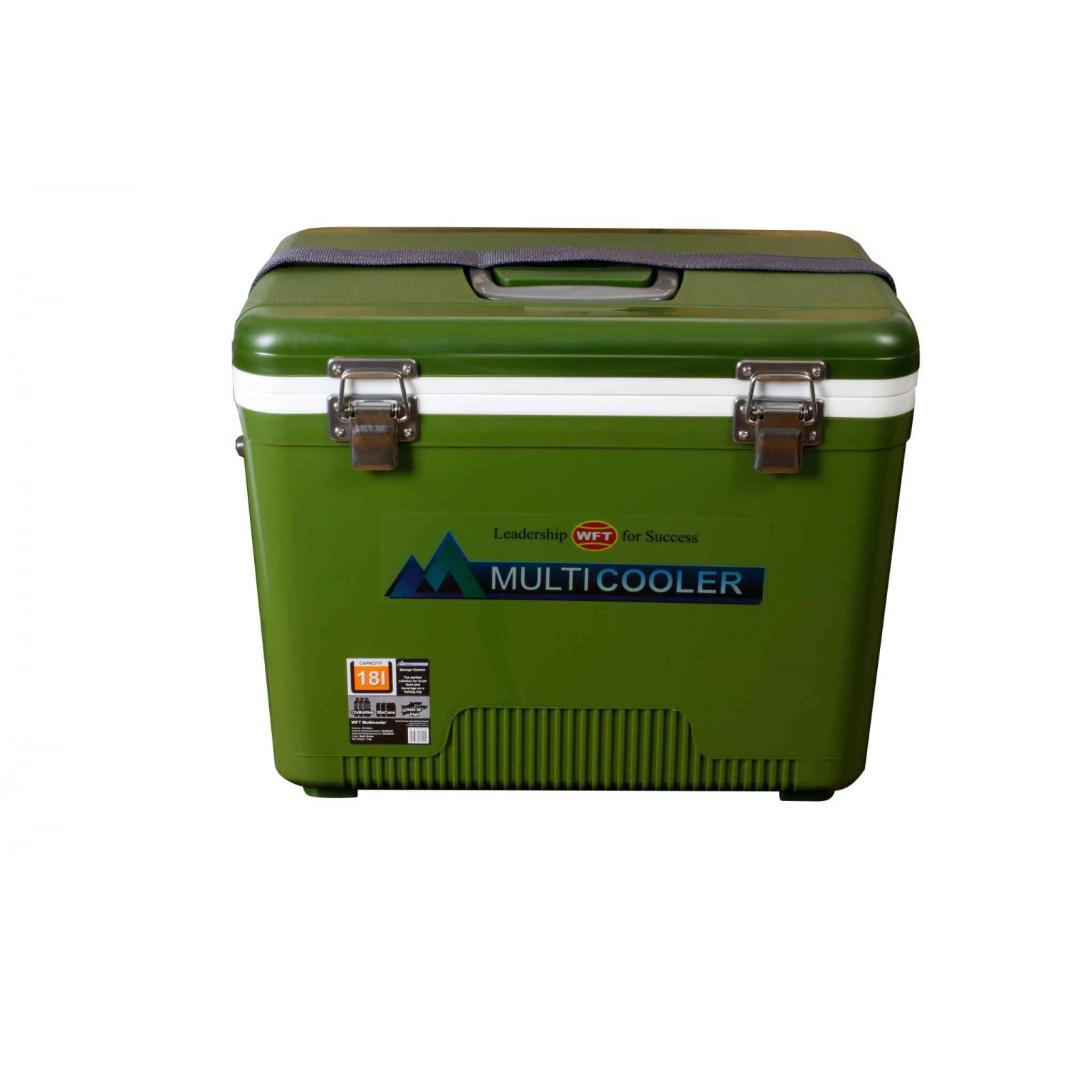 WFT Multicooler 28L green