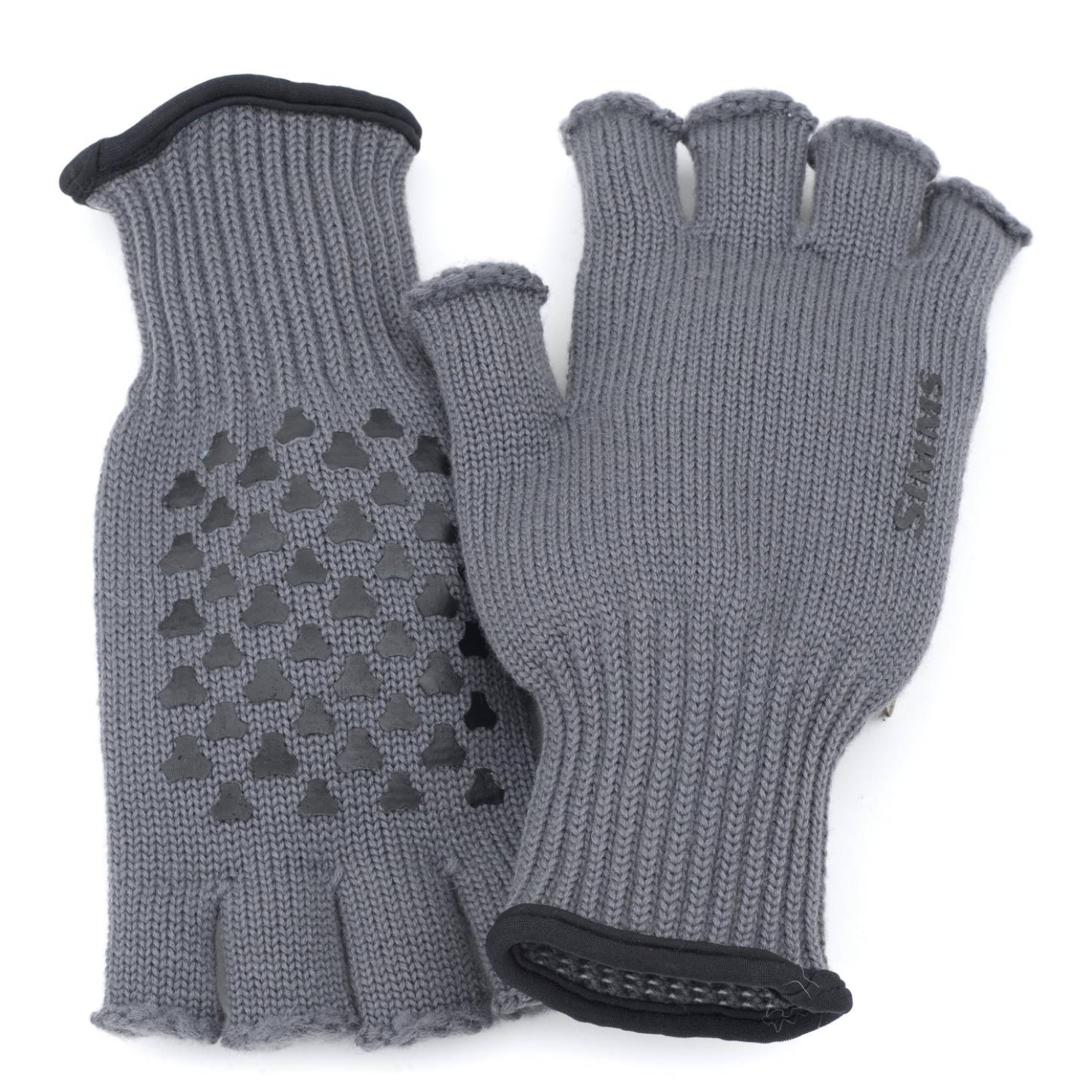 Simms Wool Half-Finger Glove