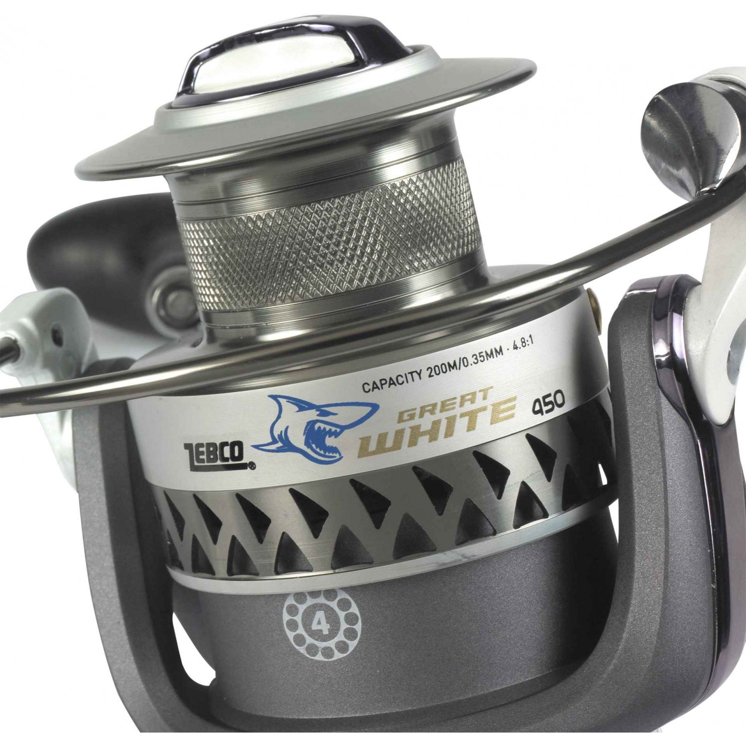 Zebco Great White 400