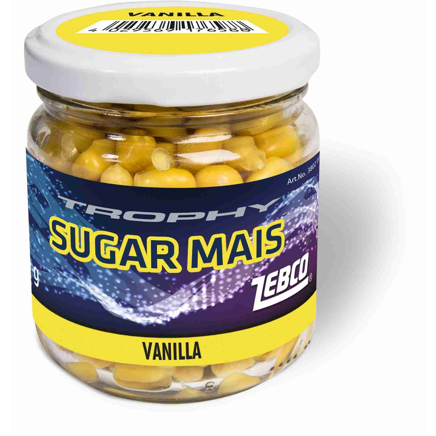 Zebco Trophy Sugar Mais 125g